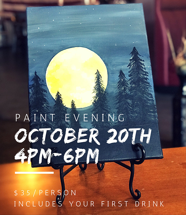 oct paint night